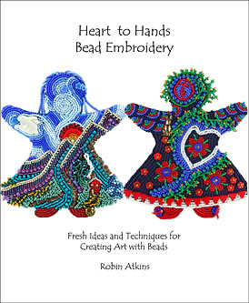 Heart to Hands Bead Embroidery 19