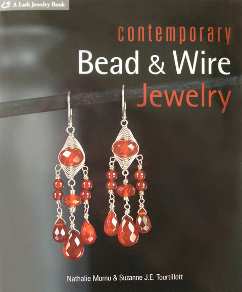 Contemporary bead & wire jewelry 48