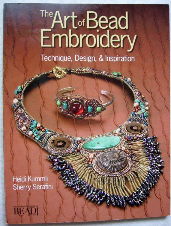 The art of bead embroidery 43